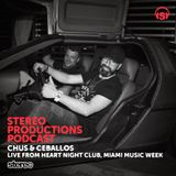 WEEK14_16 Chus & Ceballos live from Heart, Miami Music Week