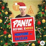 Morphine vs. Dazzler, Freestyle Live @ Panic before X-Mass, Grenswerk 2016