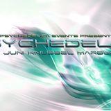 Lunatic Crius DJ Set Psychedelica 10. Juni 2016