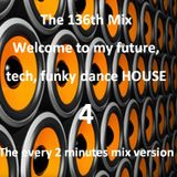 Welcome to my future, tech, funky dance House 4