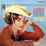 CONNIE FRANCIS - COUNTRY & WESTERN GOLDEN HITS   /  MGM Records – E3795 1960