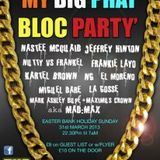 Bloc Party Birthday Madness.. from LDN to Lagos...