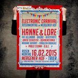 ZweihandMusik   Electronic Carnival   16.02.2015   Trier
