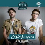 The Chainsmokers - LIVE @ MEO Sudoeste Festival Portugal, 02/08/17