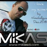 Dj Mikas - I Love my Sunset by NosoloAgua Dez.2018