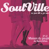 Timmy Soul Presents : SoulVille PatTy Dis SaT. CommminK @ Maison du Pourpre !