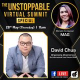 The Unstoppable Virtual LIVE Summit with David Chua