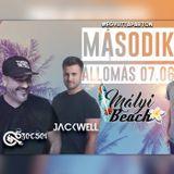 2018.07.06. - Második Állomás - Mályi Beach, Mályi - Friday