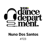 The Best of Dance Department 723 with special guest Nuno Dos Santos