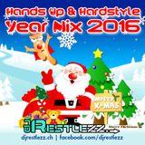 DJ Restlezz - Hands Up & Hardstyle Year Mix 2016