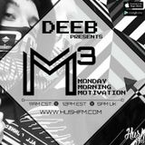 M³ – Monday Morning Motivation with dEEb – @BrandonDNB (7/3/2017)