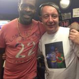 Mickee Kay & Mc Chalkie White live on Passion FM