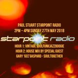 Paul Stuart Starpoint Radio - 2pm~4pm Sunday 27th May 2018