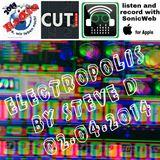 Electropolis by Steve D 02.04.2014 on http://www.cutradio.it/