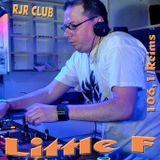 Little F @ Time To Bass (RJR RADIO) - 31/01/15