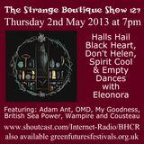 The Strange Boutique Show 127