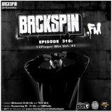 BACKSPIN FM # 316 - 12Finger Mix Vol. 41