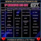 SEGUNDO MARATON OF DJS FOR #EDTR (KEY SYNC IN THE MIX)