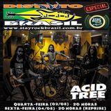Programa Distrito Brasil - Entrevista Acid Tree