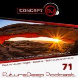 Concept - FutureDeep Vol. 071 (15.07.2016)