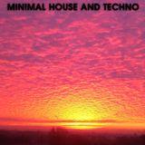 Minimal House and techno - Feb 2016