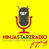 Ninja Starz Radio EP. 03 with DJ BANA & JOE IRON (Special Guest: MONSTAR BEAT)