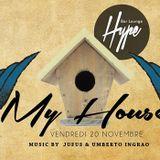 Jufus & Umberto ingrao @ Hype Bar (Mons)