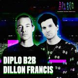 Diplo x Dillon Francis - LIVE @ HARD Stage Hard Summer Festival, 05/08/18