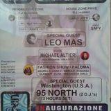 DJ SET LIVE GUENDALINA [featuring Michel Altieri + Garibaldi]_05-07-1997