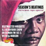 ILL BEHAVIOUR RADIO SHOW - XMAS SPECIAL WITH DJ HUDSON