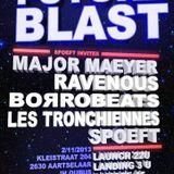Live @ FutureBlast 02/11 - JH Qbus