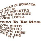 Kanzen Times - Show #7 - Afrika To The World(album promo)