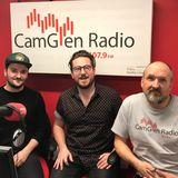 Derek McCutcheon interviews Brendan and Ross from Glasgow Band Nieves