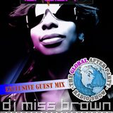 The Global After Party Radio Show 10-22-2011 HR 2 with DJ Miss Brown