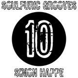 Soulfuric Grooves # 10 - Simon Happe - (February 19th 2019)