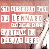6th Birthday Bash - Lennard Live 2014.12.13.