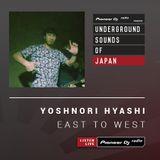Yoshnori Hyashi - East To West #006 (Underground Sounds of Japan)