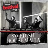 Swedish House Mafia - iTunes Festival (London UK)- 07.21.2011