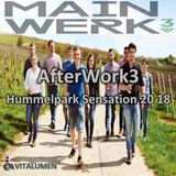 DJ Vitalumen - After Work 3 Hummelpark Sensation 20 18
