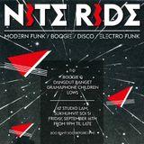 Nite Ride - Sept. 2016 (Vinyl Mix)