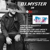 DJ.MYSTER FEATURED ON DJ CITY'S PARTY105FM RADIO SHOW PART1