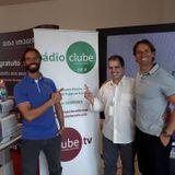 Rádio Clube Paços de Ferreira 101.8 FM, entrevista com os gémeos Guedes na 50ª Capital do Móvel
