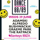 This Is Graeme Park: Dance 88/89 @ Sankeys Ibiza 29JUN16 Live DJ Set