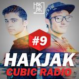 HAKJAK - CUBIC RADIO #9 - HAJALAND Special - Guest: HAKJAK