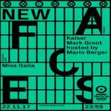 Kaiser @ New Faces - Tresor Berlin - 22.11.2017