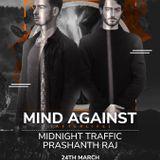Prashanth Raj // at Beats Per Minute // 24th March 2018