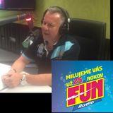 Fun Rádio 25, 21:00 - 22:00, hosť JLDJ - Julo Loderer (10.6.2015, Fun Rádio)