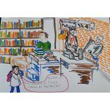 Alejandra de la Biblioteca Popular Eduardo Martedí - Día de las Bibliotecas Populares