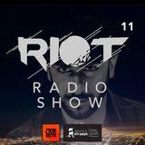 Frankyeffe presents Riot Radio Show - 011 live at Cyborg Disco (Italy)