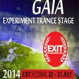 Manda mixing at Gaia eXperiment Trance stage - Exit Festival - 2014